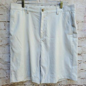 Vinyard Vines Links Shorts Size 34 Men's Beige